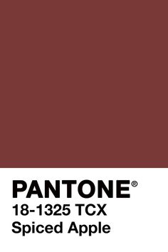"H n n H  on Twitter: ""#ColourOfTheDay #January21th @pantone #SpicedApple #Apple... The best customer service.. #MoodColour #ColourInspires… """