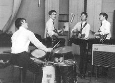 The Beatles recorded at Abby Road Studio.