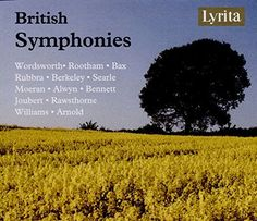 London Philharmonic Orchestra - British Symphonies