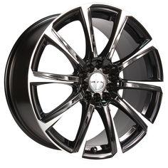 RTX Wheels - RTX - Blade Size : 14X6 / 15X6.5 / 16X7 / 17X7.5 / 18X8 http://www.rtxwheels.com/en/wheels/rtxwheels-blade-black-machined