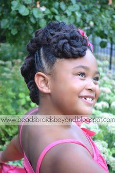 Curly Nikki | Natural Hair Styles and Natural Hair Care: Natural Updos