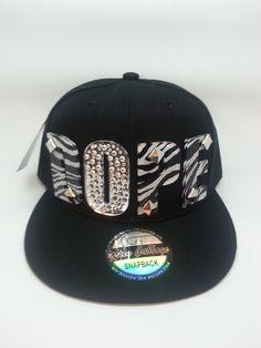 f5f5e30fa01 custom fashion zebra DOPE snapback cap hat by JamesNchie on Etsy