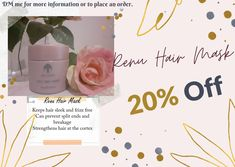 Hair product from Nu skin that helps with repairing broken and thin hair Nu Skin, Thin Hair, Place Card Holders, Beauty, Products, Beleza, Fine Hair