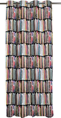 Apelt Design apelt libri coussin design 50 livres multicolore 45 x 45 cm stuff