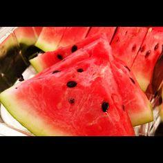 Hawaiian Watermelon, soo yummy and healthy.