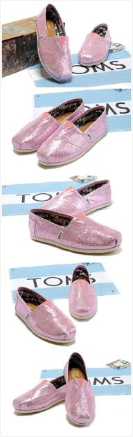 You will fall in love with our cheap toms shoes-they are very stylish and colourful! Massive selections for you and you will never regret to buy the toms shoes in our online shop! Cheap Toms Shoes, Toms Shoes Outlet, Pink Toms, Winter Typ, Toms Classic, Discount Toms, Discount Price, Glitter Shoes, Me Too Shoes