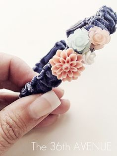 Make a Ribbon Bracelet -- Great DIY Gift Idea for anyone in your life! Or for me-- finally cute bracelets that fit!