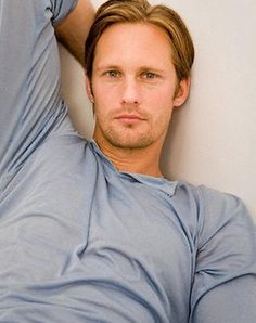 Alexander Skarsgard. Could be Jamie.