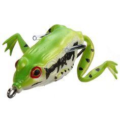 Crankbaits Tackle Baits Ray Frog Fishing Lures Freshwater Bass 40mm