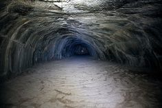 Subway Cave, a lava tube, Lassen Volcanic National Park. | Flickr - Photo Sharing!.  Subway caves are so fun.  Do not forget your fashlight.