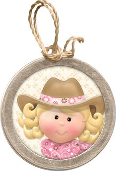 """Photo from album """"NitWit Lil Wimmin"""" on Yandex. Craft Images, Cute Images, Farm Images, Cowgirl Party, Cowboy And Cowgirl, Clip Art Pictures, Cute Pictures, Tag Alphabet, Cute Scrapbooks"""