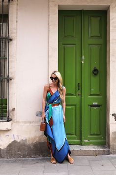 Photo September 17 2019 at womens fashion style hats shoes minimal simple dress ootd summer comfortable for her ideas tips street Barcelona Fashion, Casual Chic, Mode Inspiration, Spring Summer Fashion, Dress To Impress, Dress Up, Dress Ootd, Fashion Dresses, Summer Looks