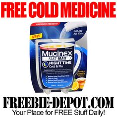 FREE Mucinex Hot Tea Cold Relief with Coupon – FREE Cold Medicine – FREE Cold & Flu Medication at Rite Aid - Exp 11/22/14