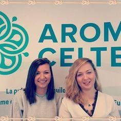 👧Merci à Audrey d'être  venue au laboratoire nous parler de son expérience concernant l'utilisation du complément alimentaire Dermo+ et l'huile Dermo 7 🎀 Article dès demain sur notre blog Aroma Celte ! 💻  #aromacelte #eag #bretagne #merci #madeinbretagne #natural #naturel #huilesessentielles #dermo #blog