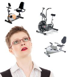 A list of recommended stationary bike models and manufacturers.  Good read!