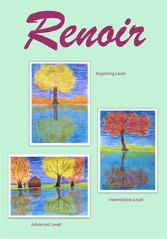 Pierre Auguste Renoir Art Projects for Kids