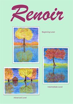 Pierre Auguste Renoir Art Projects for Kids