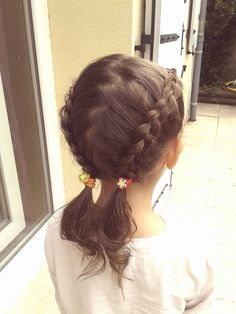 #amazone #coiffure #natte