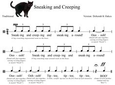 Deborah K. Oakes' version of Stirring My Brew. Great piece for vocal development and for FUN! Why not just put it in 6 8 time? Preschool Music Activities, Kindergarten Music, Teaching Music, Movement Activities, Halloween Songs, Halloween Activities, Halloween Halloween, Holidays Halloween, General Music Classroom