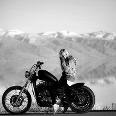 "workhard-rideharder: "" Cool pic of Jessica """