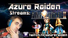 Azure Stream's: Final Fantasy IX | Learn to Improvise! | Part #2