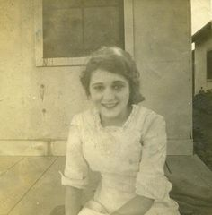 From Edna Wright's Mary Pickford Scrapbook                                                                                                                                                                                 More