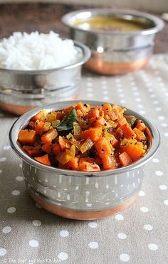 Spicy Carrot Curry