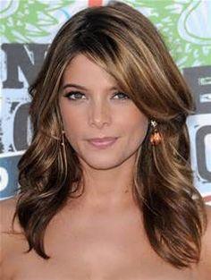Medium Hair Cuts For Women brunette - Bing Images