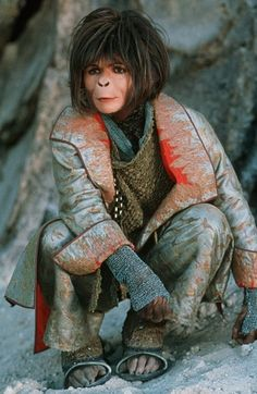 Helena Bonham Carter in 'Planet of the Apes Costume Designer: Colleen Atwood. Helena Bonham Carter, Helen Bonham, Colleen Atwood, King Kong, Best Tim Burton Movies, British Actresses, Actors & Actresses, Pierre Boulle, Revolution