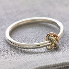 Ring- knot idea for jen?