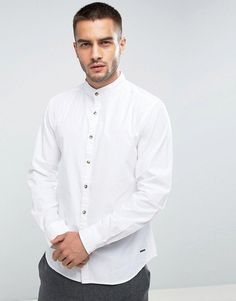 I know you want this  Esprit Shirt in Slim Fit With Grandad Collar - White - http://www.fashionshop.net.au/shop/asos/esprit-shirt-in-slim-fit-with-grandad-collar-white/ #ClothingAccessories, #Collar, #Esprit, #Fit, #Grandad, #In, #Male, #Mens, #MensShirts, #Shirt, #SLIM, #White, #With #fashion #fashionshop