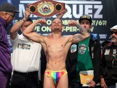 """July 14, 2016 - """"Orlando Cruz, the 1st openly gay boxer, is dedicating his fight tomorrow to the victims of the June 12 shooting in Orlando. During his fight in Kissimmee, Florida, Cruz will ring 10 bells to honor the victims and their families as well as wear an outfit that will pay homage to the lives lost. Cruz, who is currently ranked fourth in the world and lives in Puerto Rico with his partner, was friends with 4 of the shooting's victims."""""""