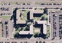 Actually this is in Coronado Ca, and the name of the building is Synogogue of Satan