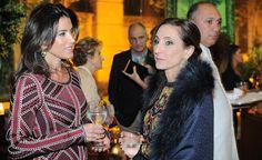 Márcia Adorno e Daniela Villela