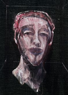 Francis Bacon, Head, 1956