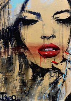 Gloss by Loui Jover