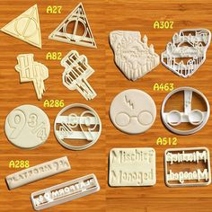 """Various Cookie Cutters — $5.90 each 
