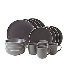 Gordon Ramsay Bread Street Slate by Royal Doulton® Dinnerware Collection