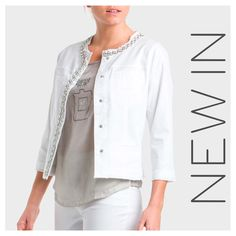 ¡Descubre las nuevas cazadoras! Discover the new jackets!  www.puntroma.com #puntroma #springpuntroma #newin