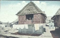 NATIVE HOME- PHILIPPINES (Postales - Postales Extranjero - Asia - Filipinas)