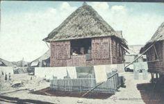 NATIVE HOME- PHILIPPINES (Postales - Postales Extranjero - Asia - Filipinas)