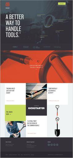 Daily Web Design And Development Inspirations No.486