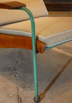 Jean Prouve Visiteur Lounge Chair , France 1942 image 2