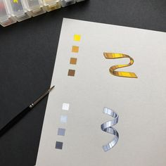 "41 Likes, 2 Comments - Shufan Lin (@shufanlin_design) on Instagram: ""#jewelryrendering #jewelrydrawing #metals #ribbon #gold #silver #gouache #watercolor #珠寶#手繪 #白金…"""