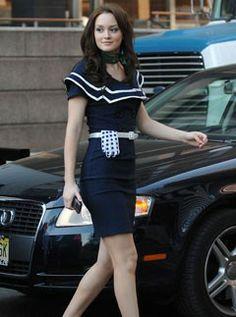 Gossip Girl Ten Best style Moments: Blair Waldorf