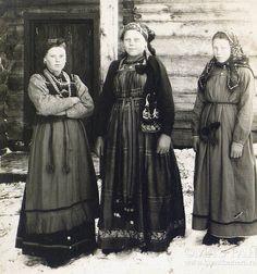 ol<: Шабунин «Путешествие на север», 1906 г.