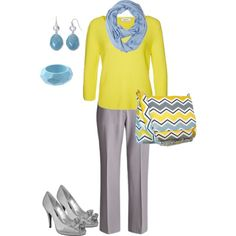 """""""""""Day At the Office"""" Plus Size Outfit"""" by penny-martin on Polyvore"""