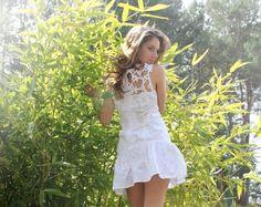 DIY Clothes : DIY Zimmermann Applique Dress: the Instructions