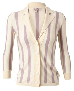 Striped Cashmere Cardigan by L'WREN SCOTT at Browns Fashion for £570.00