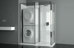 cabine douche integrale | porte de douche | twin | l'espace utile | vismaravetro
